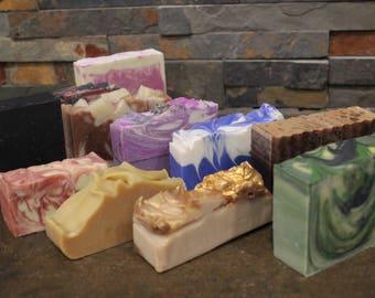 Variety Pack - Artisan Soaps - 15 oz. - Made with nourishing, vegan oils