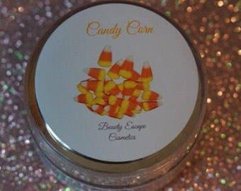 Luxury Lip Balm Scrub - Candy Corn