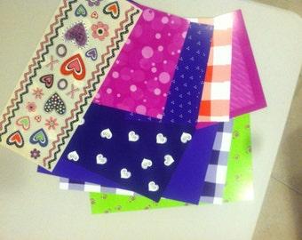 XOXO Paper Kit. Great Holiday Buy!!!