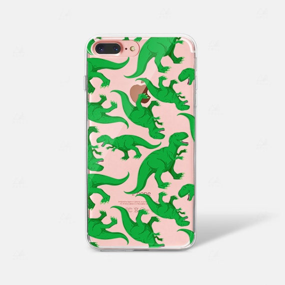 coque iphone x dinosaure
