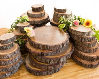 15-45cm, Wooden Cake Base, Australian Timber, Cake Stand, Table Centre pieces, Wedding, Home Decor, Party, Craft Supply, Gift