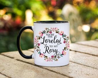 Lorelai to my Rory Mug, Gilmore Girls Mug, Gilmore Girls Gift, Mothers Day Gift, Mothers Day Mug, Mother Daughter Gift, Gift for Her,Mom Mug