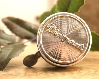 Diamond-vintage bike bell, Retro bell, bike ring from Germany-DDR