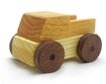 Toy for Boys - Wood Truck Toy