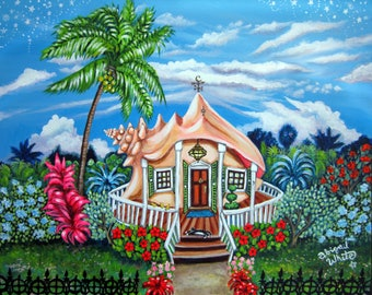 Three Little Birds Conch House - Key West, Florida