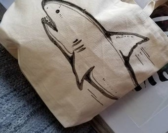 Original art on Tote Bag