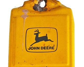 1950s John Deere thermometer