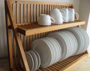 Plate rack free worldwide shipping