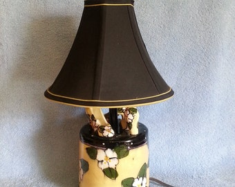 Boudoir Lamp - Accent Lamp - Shoe Theme