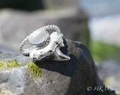 Twisted Shark Tooth Ring ...
