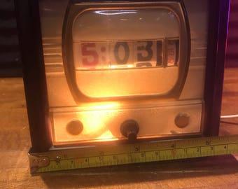 Vintage working clock