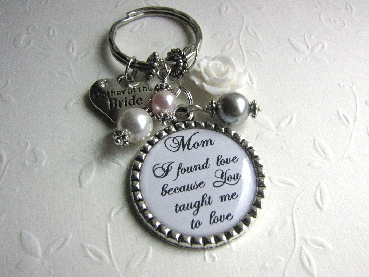 Father Daughter Wedding Gifts: Wedding Gift For Mom Mother-of-the-Bride Gift From Daughter