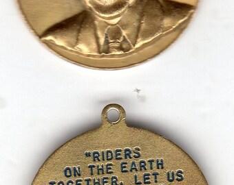 Richard Nixon Republican Organization Original Pendant Charm