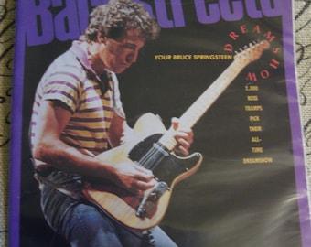 Springsteen Backstreets Magazine 1989