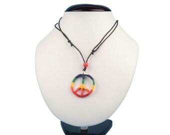 Peace Necklace (404-912)