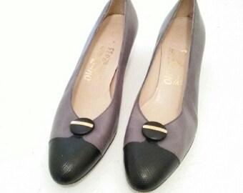 Salvatore Ferragamo women's shoes sz 9.5 aaaa