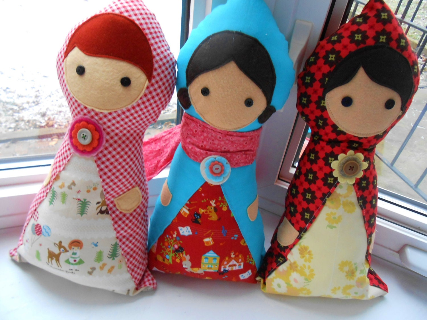 Fantastic Doll Pattern Sewing Picture Collection - Easy Scarf ...