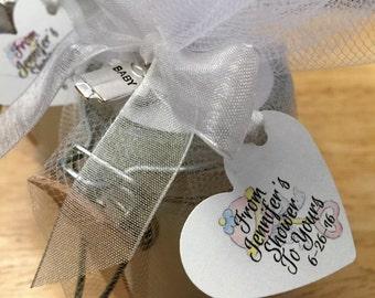 Sugar Scrub Baby/Bridal Shower Favors