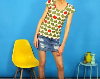 T-Shirt «Vert pomme»