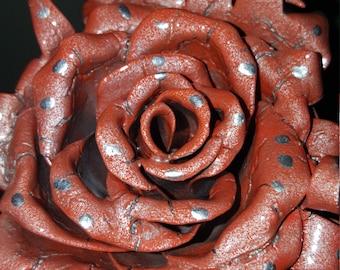 Copper Rose, Steampunk Rose