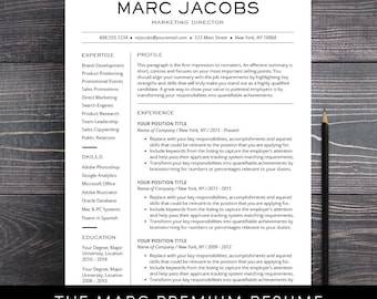 modern resume template cv template for pages word professional design free cover letter - Free Modern Resume Templates