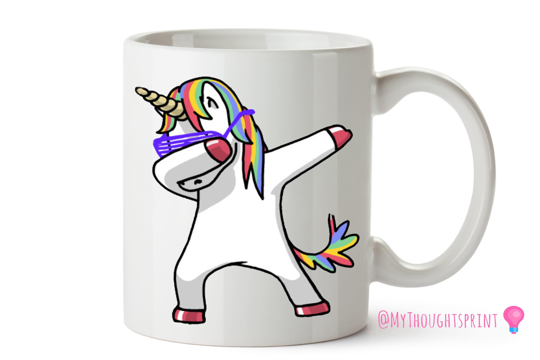 unicorn gift unicorn mug unicorn dab unicorn funny unicorn. Black Bedroom Furniture Sets. Home Design Ideas