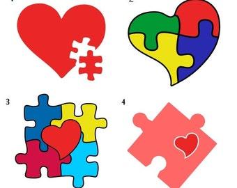 Autism Awareness decal, Autism support decal, special needs mom,autism mom,Yeti autism,special needs decal,special needs Yeti