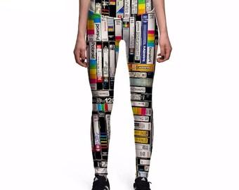 Tabloid Colorful Leggings