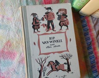 Vintage BooK: Rip Van Winkle and Other Stories