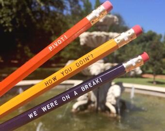 Friends Pencils