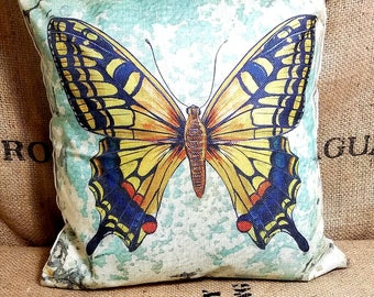 Butterfly Pillow (form included)