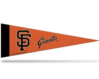 "San Francisco Giants Small MLB Pennant, 5"" x 15"""