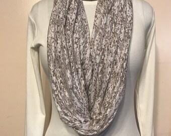 Sparkle infinity scarf