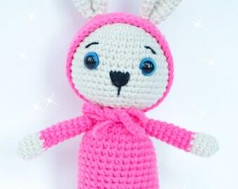 Crochet Pattern Bunny Baby