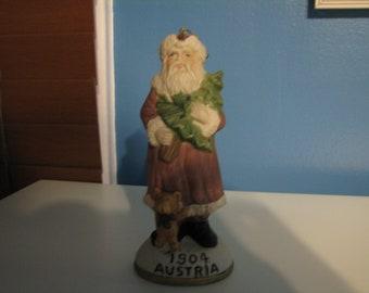 Austria Santa Clause Figurine