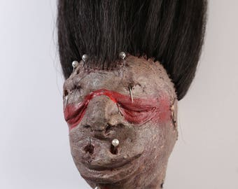 Shrunken Head **fake**OOAK**