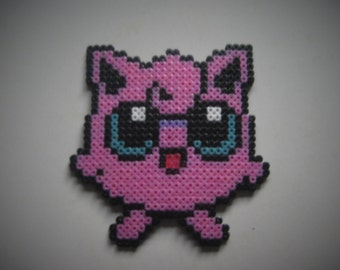 Jigglypuff pokémon sprite or magnet
