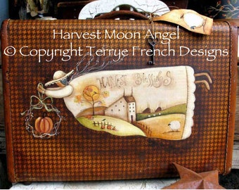 Harvest Angel - by Terrye French,  E Pattern