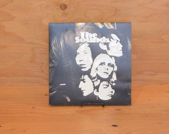 Vintage LP The Sounds Alt-rock Rock Record Album Vinyl