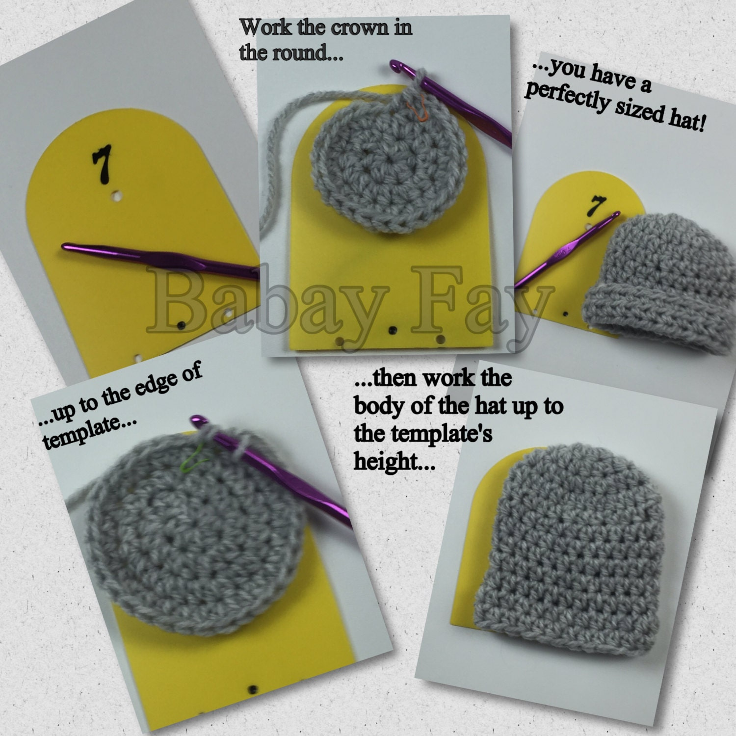 Amazing Crochet Template Pictures - Professional Resume Examples ...