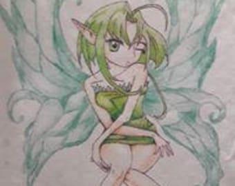 Green Pixie