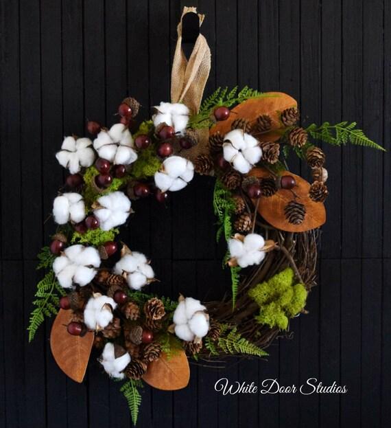 Rustic Natural Wreath