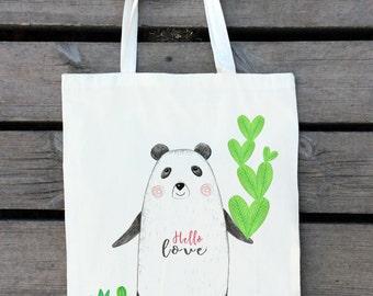 "Bags Illustrated ""ANIMALUCHOS"""