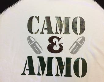 Camo and Ammo