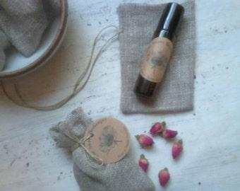 Rose et Santal perfume