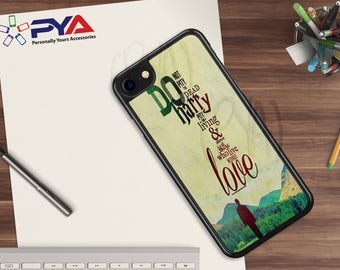 Harry Potter Phone Case - Do not Pity the Dead for Apple iPhone & iTouch Devices Harry Potter iPhone Case