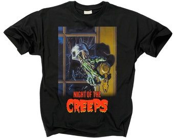 Night Of The Creeps T Shirt