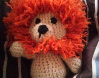 Leo The Lion - Tiny Friends