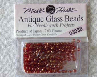 Mill Hill Glass Beads 03038 Antique bead