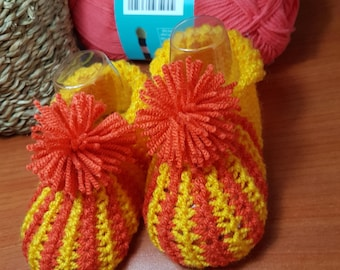 baby socks , baby knitting , baby cloths , baby shoes ,